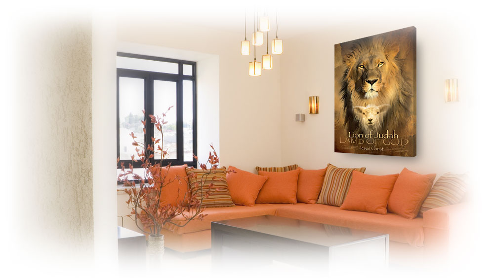 christian wall decor and art